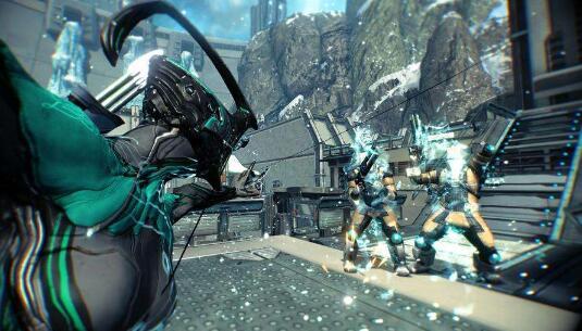 《星际战甲(Warframe)》【讨论】[闲聊]ARCHWING移动防御,为什么一堆人喜欢跑很远